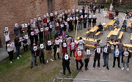 Cremona in piazza: flash mob a sostegno del Ddl Zan