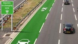 Anello del Futuro: autostrada a emissioni zero