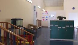 Nuovo asilo comunale in via Desti