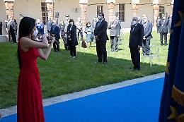 """Il Presidente: """"A Cremona si respira un senso di comunità forte"""""""