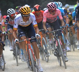 Giro d'Italia, Galimberti: «Pronti all'evento»