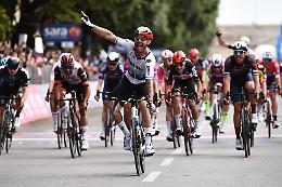 Giro d'Italia, non c'è Rosa... senza spine