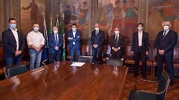 """""""Presidente Draghi, la aspettiamo all'inaugurazione delle Fiere Zootecniche"""""""