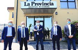 """Centinaio: """"Mi impegno a difendere la Fiera di Cremona e il suo futuro"""""""