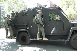 Strage California, il killer aveva un arsenale a casa