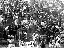 La tragedia dell'Heysel 36 anni fa, morti 39 tifosi