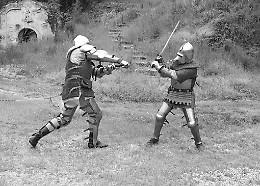 Catalogo delle Armi e simulazione di combattimento, ritorno al Medioevo