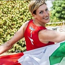 Lucia Bacchi a 40 anni conquista un'altra promozione in A1