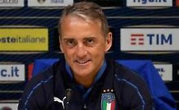 I 28 Azzurri convocati del ct Mancini per l'Europeo