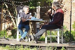 D'Aniello e Pedrini, un'amicizia fra «preti e birre»