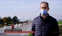 L'incubo gas di Rivarolo del Re in onda su Report