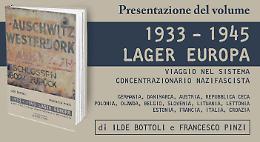 """Presentazione del volume """"1933 - 1945 Lager Europa"""""""