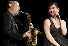 Nicky Nicolai canta Mina in Jazz