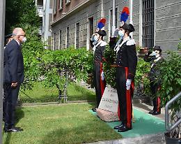 Celebrato il 207° annuale della fondazione dell'Arma dei carabinieri