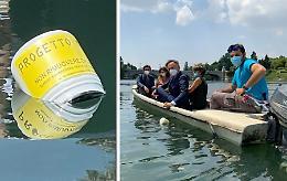 Plastica nel fiume Po, anche Isola Serafini nel progetto Mapp