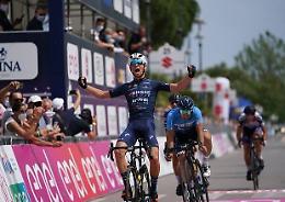 Alessio Bonelli ha vinto la terza tappa del Giro U23