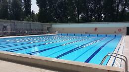 Riapre giovedì 10 la piscina comunale di piazzale Atleti Azzurri d'Italia