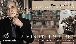 Rosa Ventrella presenta 'Benedetto sia il padre'