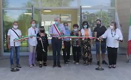 Nido Arcobaleno ristrutturato, inaugurato dal sindaco Poli