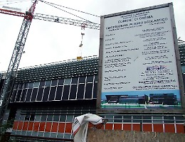 Due aziende pronte a demolire l'ex scuola di Cl