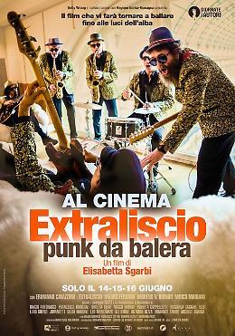 """Extraliscio - Punk da balera"" allo SpazioCinema"