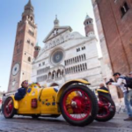 Mille Miglia Edizione 2021 di passaggio per Cremona