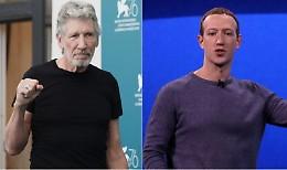 """No di Roger Waters all'offerta economica di Zuckerberg: """"Fottiti!"""""""