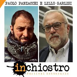 Inchiostro - Festival letterario Incontro con Paolo Panzacchi e Lillo Garlisi