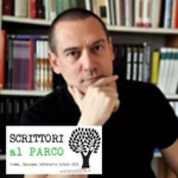 """Rassegna letteraria """"Scrittori al Parco"""" 1° incontro: Raul Montanari"""