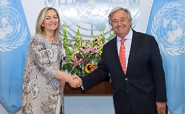 Con l'ambasciatrice Zappia un ponte tra l'Italia e gli Usa
