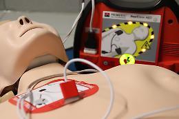 'Scossa' salvavita: in provincia più di 400 defibrillatori