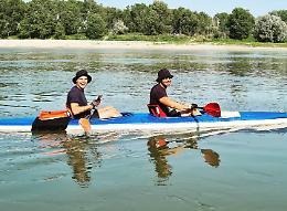 A Venezia in kayak meglio che in auto
