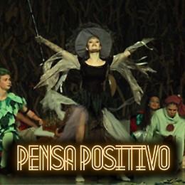 """""""Il lupo racconta"""" Teatro - Speciale Bambini Rassegna """"Pensa Positivo"""""""