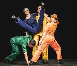 Il mito di Dioniso sposa i madrigali danzando la vita