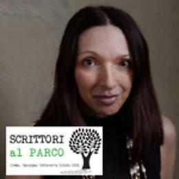 """Rassegna letteraria """"Scrittori al Parco"""" 3° incontro: Annarita Briganti"""