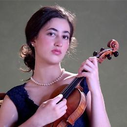 Il Suono di Stradivari Audizioni strumenti storici Sofia Manvati