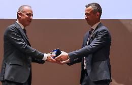 Stefano Allegri è il nuovo presidente degli Industriali