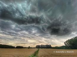 Acquazzone su Cremona: è il primo temporale estivo