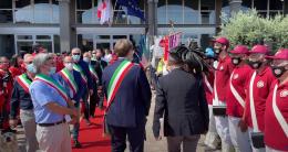 Il giorno dell'orgoglio del Comitato della Croce Rossa Italiana