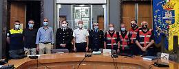I carabinieri in pensione al servizio di Castelleone