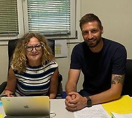 Pergolettese, Stefano Lucchini è il nuovo allenatore gialloblu