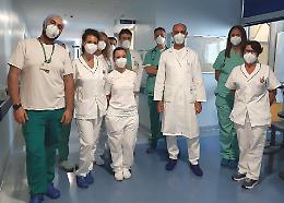 Pneumologia, primo giorno in reparto per il nuovo primario Tiberio Oggionni