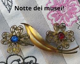 Museo del Bijou: sabato apertura straordinaria dalle 21 alle 24