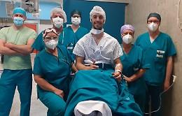 L'Ortopedia dell'Oglio Po sul podio con Lorenzo Zanetti