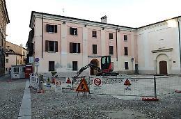 Piazza Terni cambia volto. E intanto arrivano i «dossi»