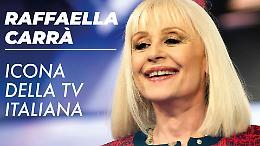 Raffaella Carrà, tutti la piangono