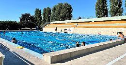 Torre,  la piscina diventa un parco