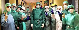 L'Ospedale di Crema è «Covid free»
