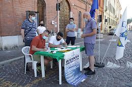 «Giustizia giusta», raccolta firme per il referendum