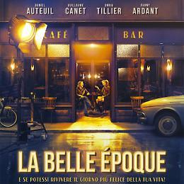 """""""La belle époque"""". Film sotto le stelle"""